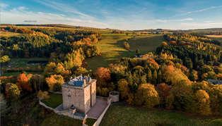 Borthwick Castle, Scotland