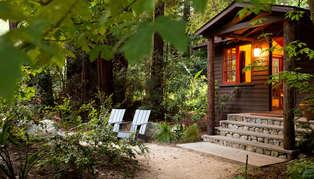 Glen Oaks, Big Sur, California, USA