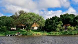 Waterberry Zambezi Lodge, Victoria Falls, Zambia