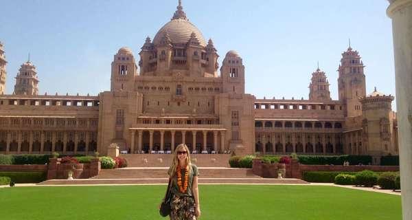 Umaid Palace, India