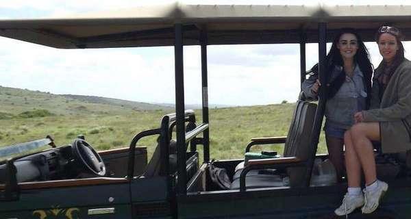 Amakhala Game Reserve, Kenya