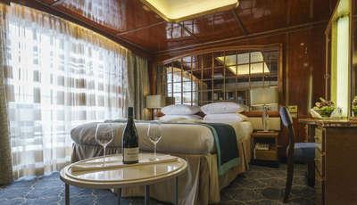 British Isles cruise, Sea Spirit, suite