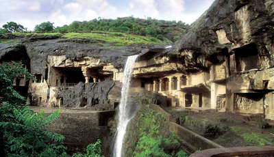 Aurangabad and Ellora Caves, India