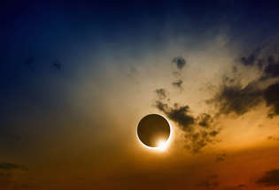 Chile total solar eclipse