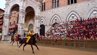 Watch Italy's Palio di Siena
