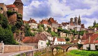 Lyon, Burgundy & the Rhone Valley