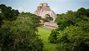 Yucatan Peninsula & Campeche